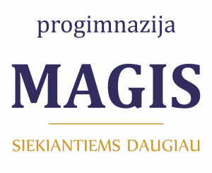 """Vaizdo rezultatas pagal užklausą """"progimnazija magis logo"""""""